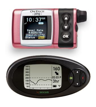 Diabetes Technology: insulin pump