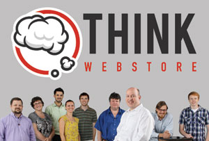 Think Webstore becomes a million dollar company